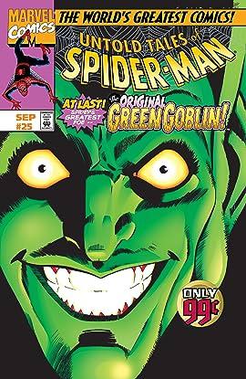 Untold Tales of Spider-Man (1995-1997) #25