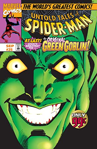 Untold Tales of Spider-Man (1995-1997) #25