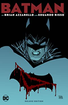 Batman by Azzarello & Risso Deluxe Edition