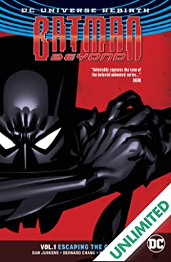 Batman Beyond (2016-) Vol. 1: Escaping the Grave