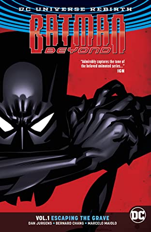 Batman Beyond (2016-) Tome 1: Escaping the Grave