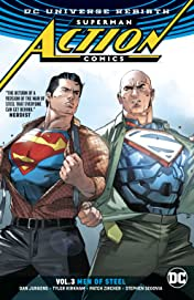 Superman - Action Comics (2016-) Vol. 3: Men of Steel