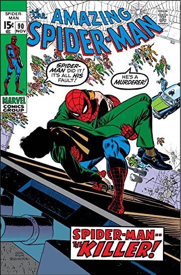 Amazing Spider-Man (1963-1998) #90