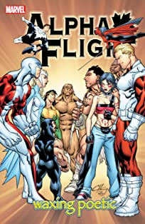 Alpha Flight Vol. 2: Waxing Poetic