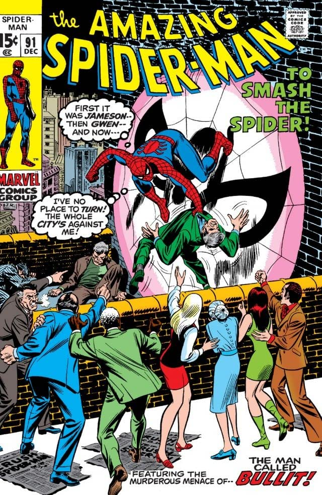 Amazing Spider-Man (1963-1998) #91