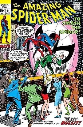Amazing Spider-Man (1963-1998) #91