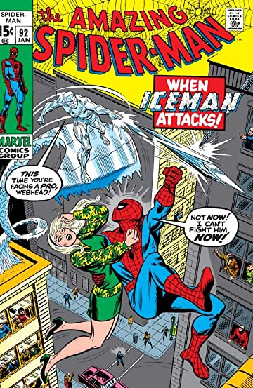 Amazing Spider-Man (1963-1998) #92