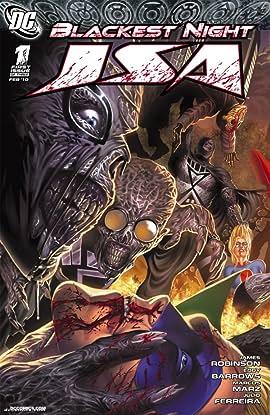 Blackest Night: JSA #1 (of 3)