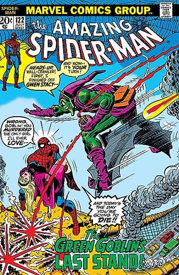 Amazing Spider-Man (1963-1998) #122