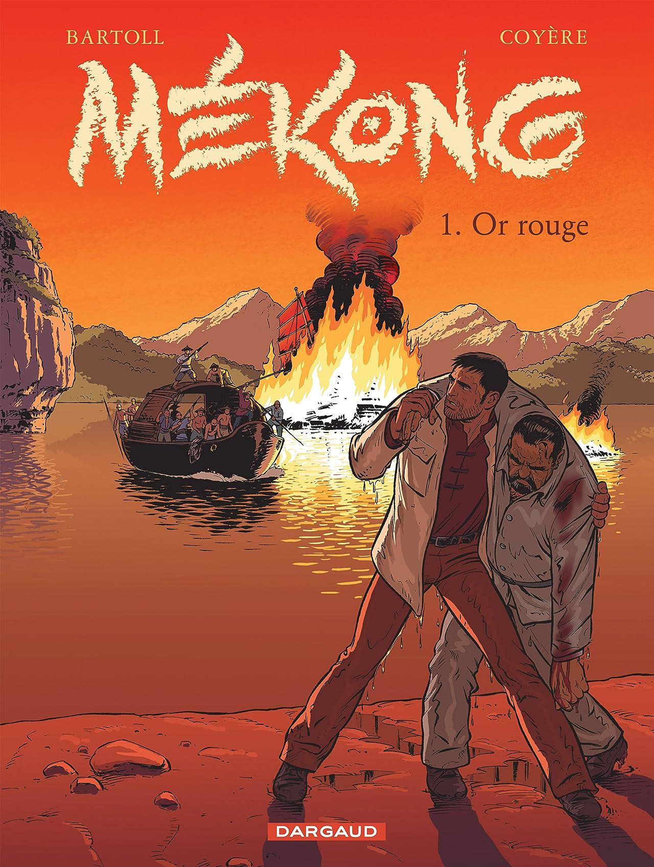 Mékong Vol. 1: Or rouge
