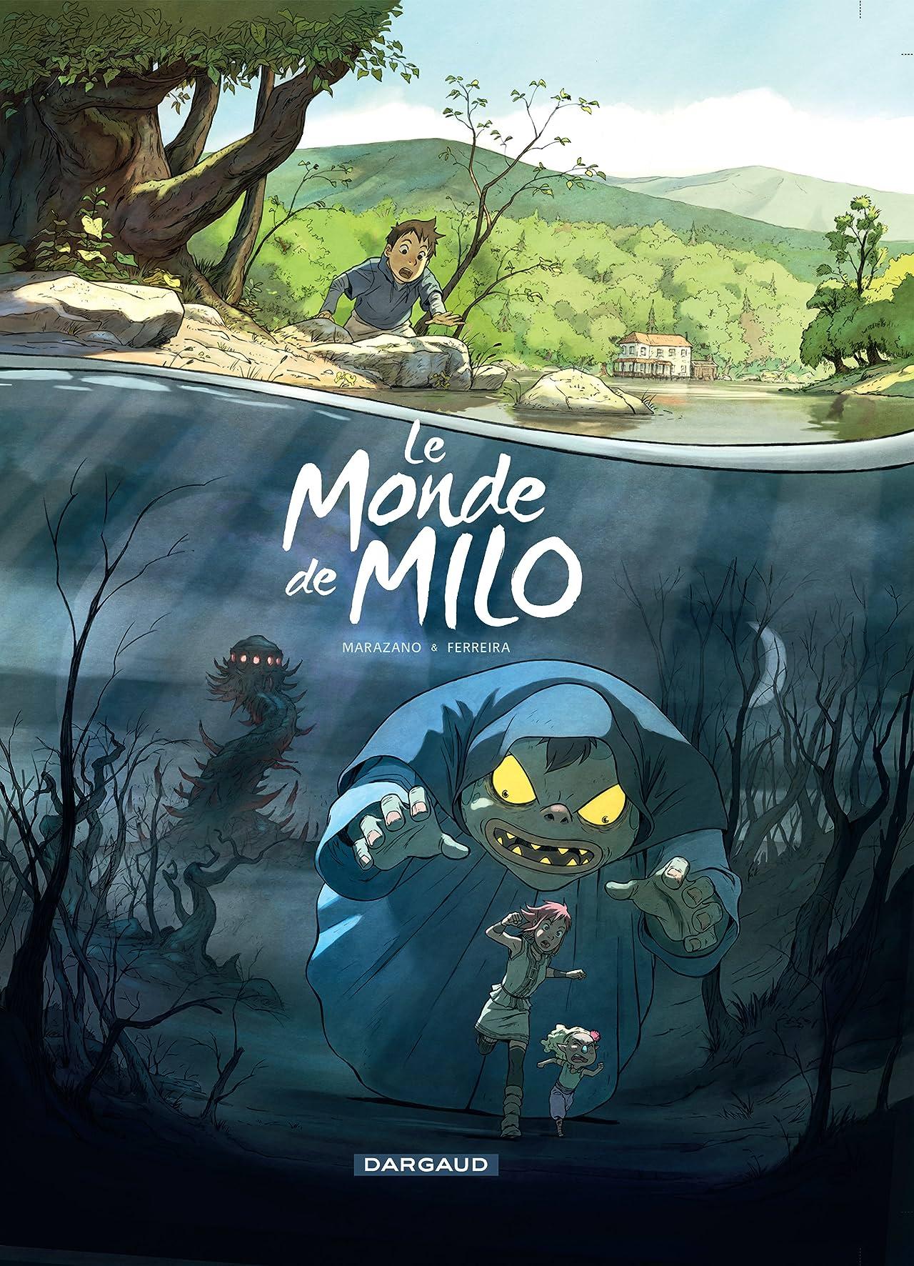 Monde de Milo (Le) Vol. 1: Le Monde de Milo (1/2)