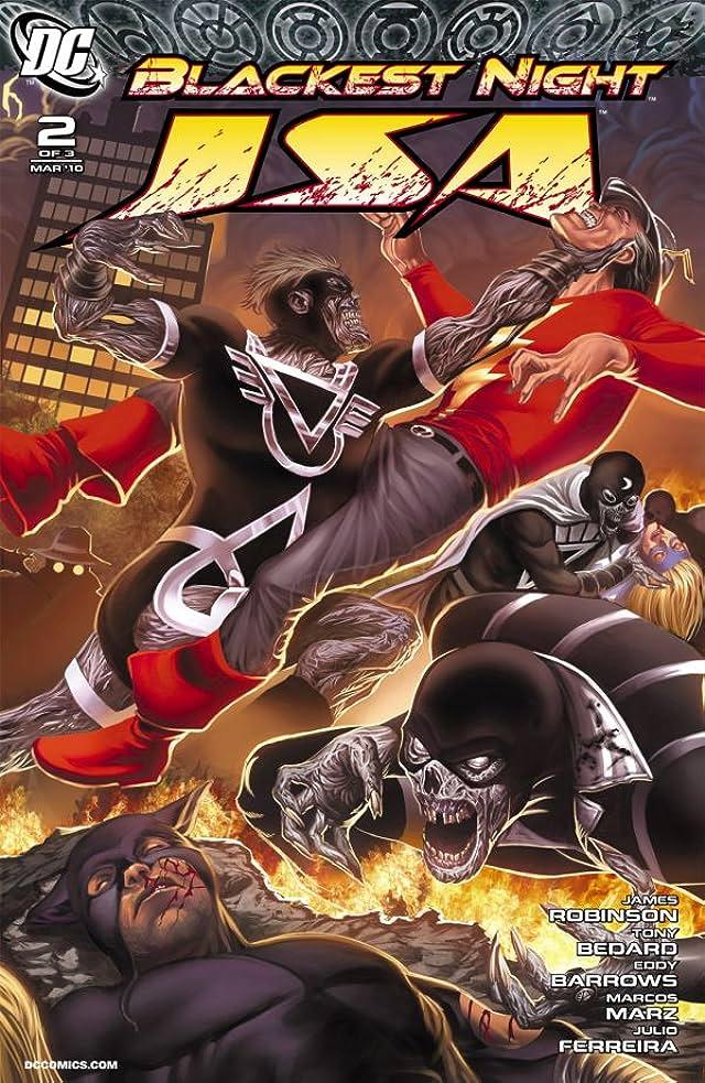 Blackest Night: JSA #2