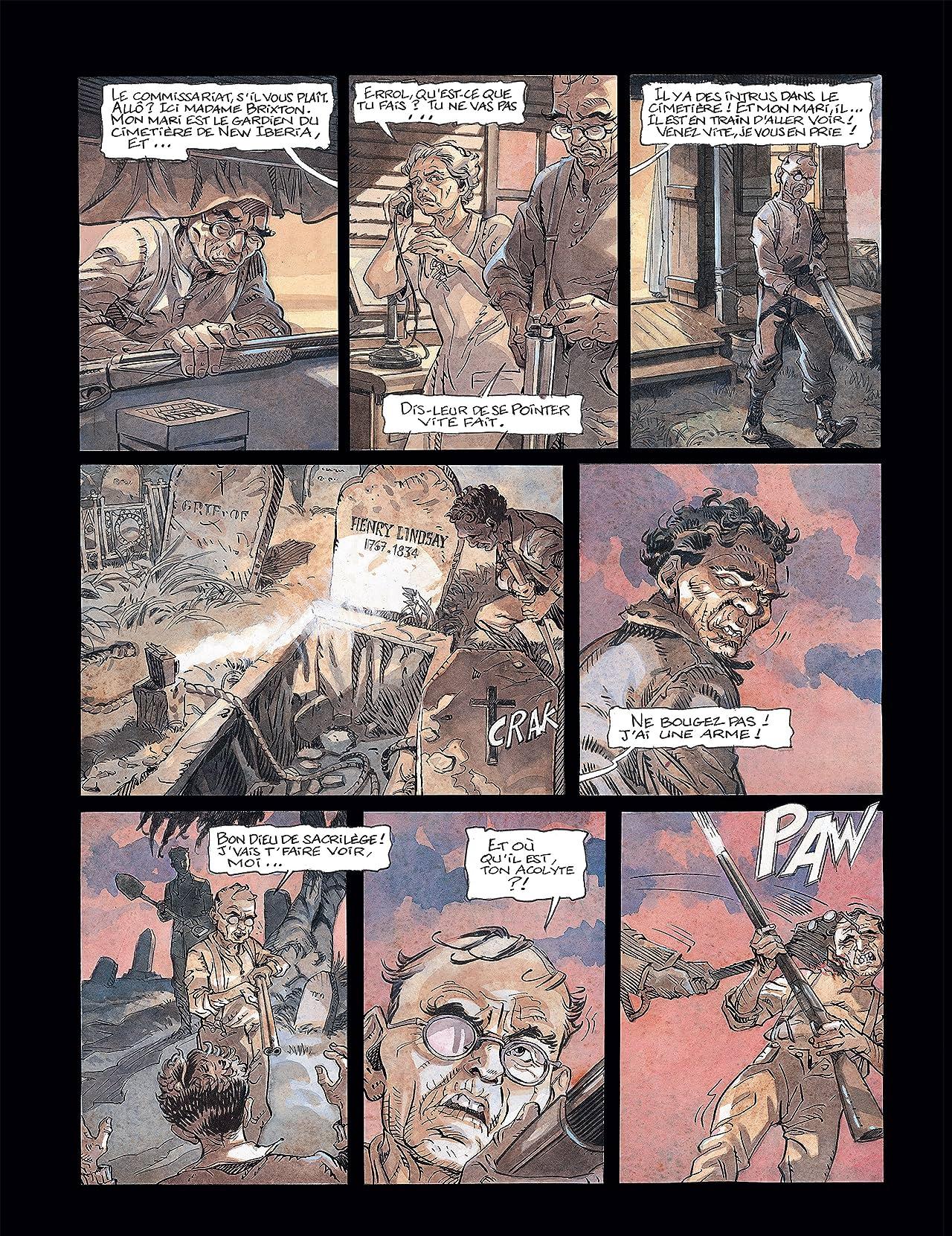 Necromancy Vol. 1: Pilleurs de tombes