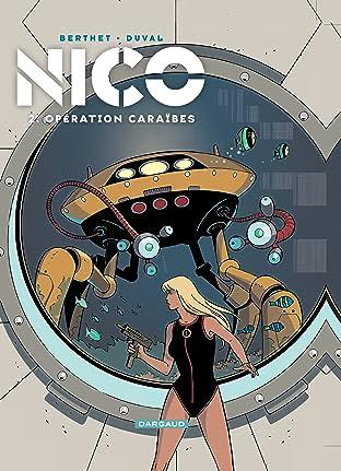 Nico Vol. 2: Opération Caraïbes