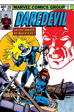 Daredevil (1964-1998) No.160