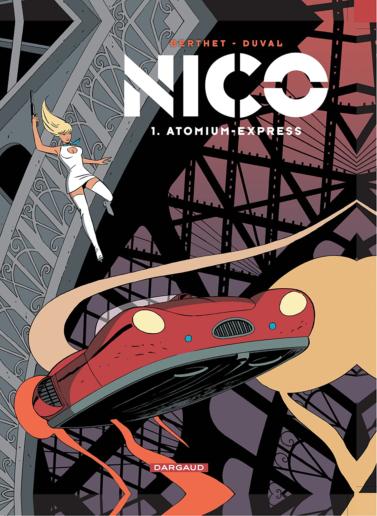 Nico Vol. 1: Atomium- Express