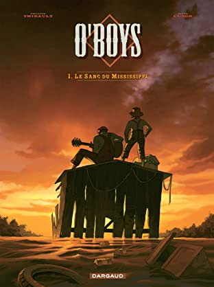 O'Boys Vol. 1: Le Sang du Mississipi