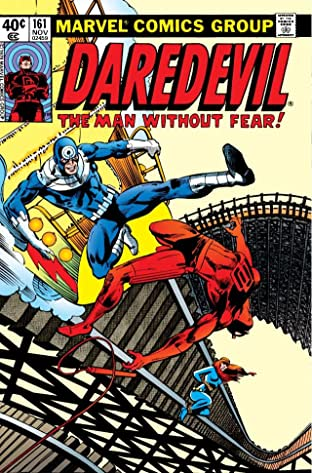 Daredevil (1964-1998) No.161