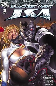 Blackest Night: JSA No.3 (sur 3)