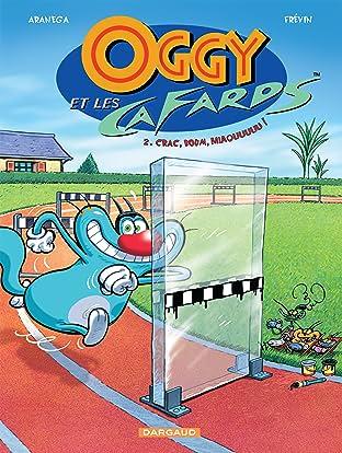 Oggy et les  Cafards Vol. 2: Crac, Boum, Miaouuuuu