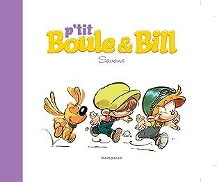 P'tit Boule & Bill: Cabanes
