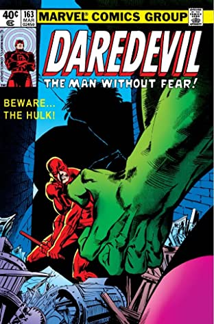 Daredevil (1964-1998) No.163