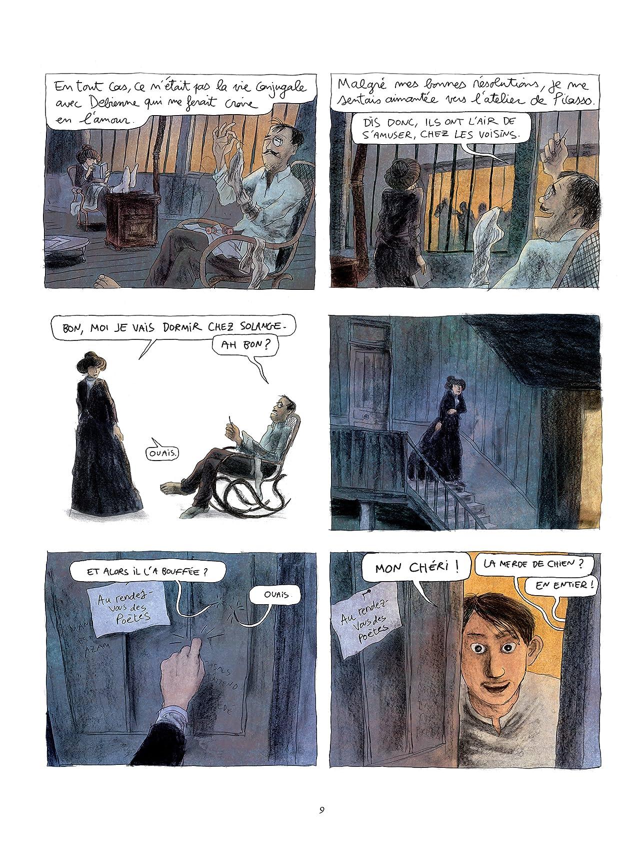 Pablo Vol. 2: Guillaume Apollinaire