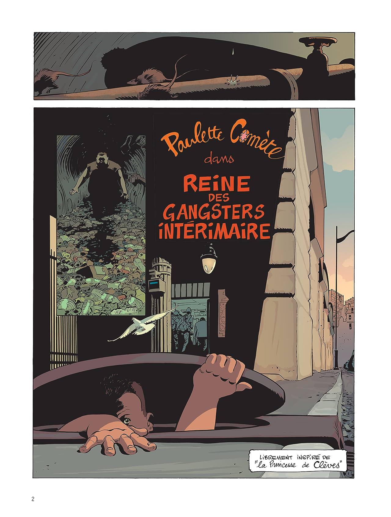 Paulette Comète Vol. 2: Reine des gangsters intérimaire