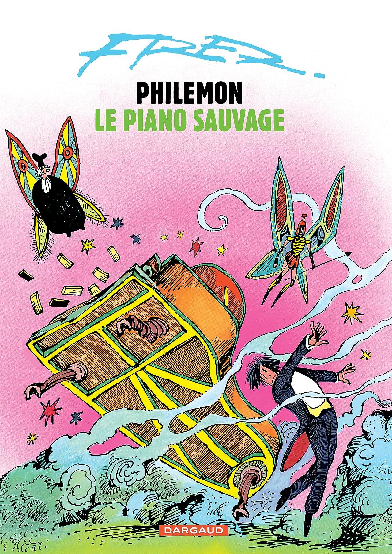 Philémon Vol. 3: Le piano sauvage