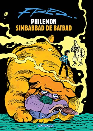 Philémon Vol. 6: Simbabbad de Batbad