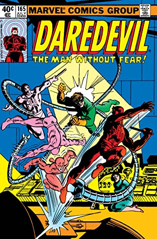 Daredevil (1964-1998) No.165