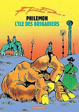 Philémon Vol. 7: L'île des brigadiers