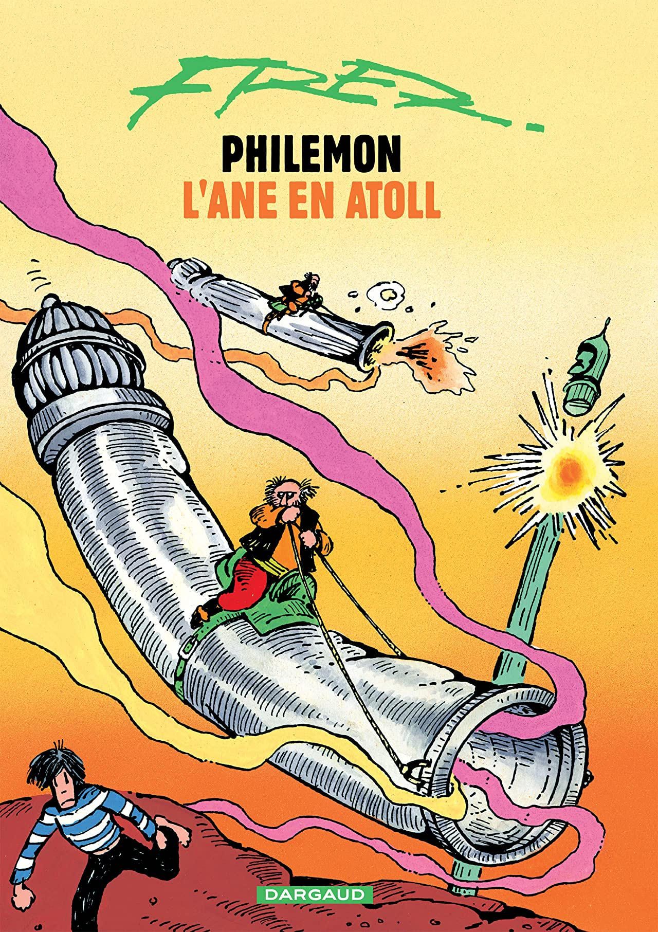 Philémon Vol. 10: L'âne en atoll