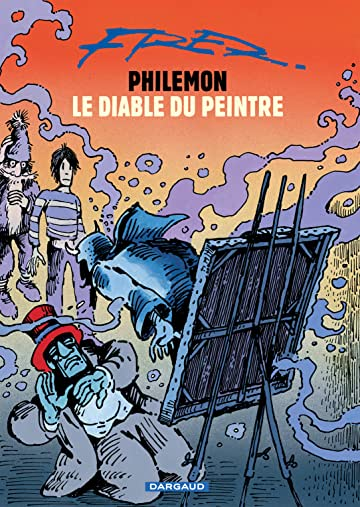 Philémon Vol. 15: Le diable du peintre
