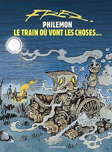 Philémon Vol. 16: Le train où vont les choses…