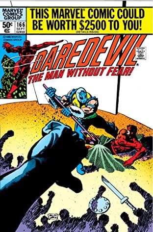 Daredevil (1964-1998) No.166