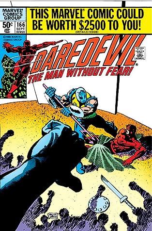 Daredevil (1964-1998) #166