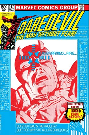 Daredevil (1964-1998) No.167