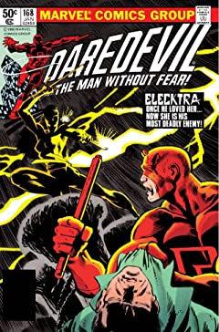 Daredevil (1964-1998) No.168