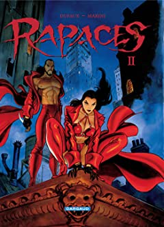 Rapaces Tome 2