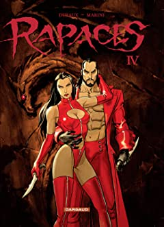 Rapaces Tome 4