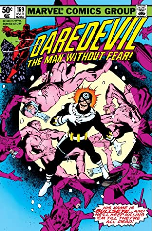 Daredevil (1964-1998) No.169