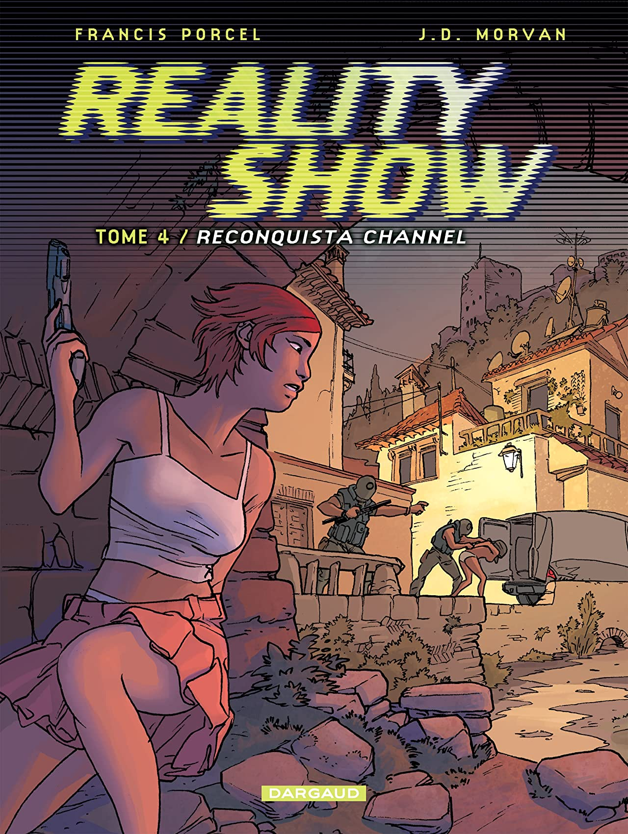 Reality Show Vol. 4: Reconquista Channel