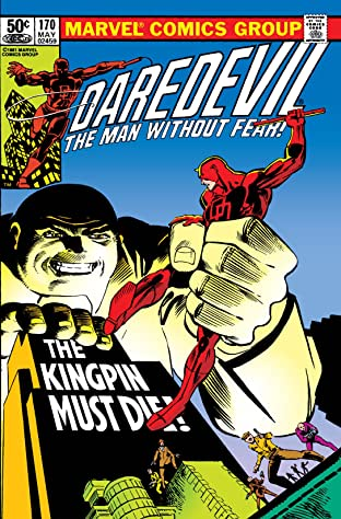 Daredevil (1964-1998) No.170