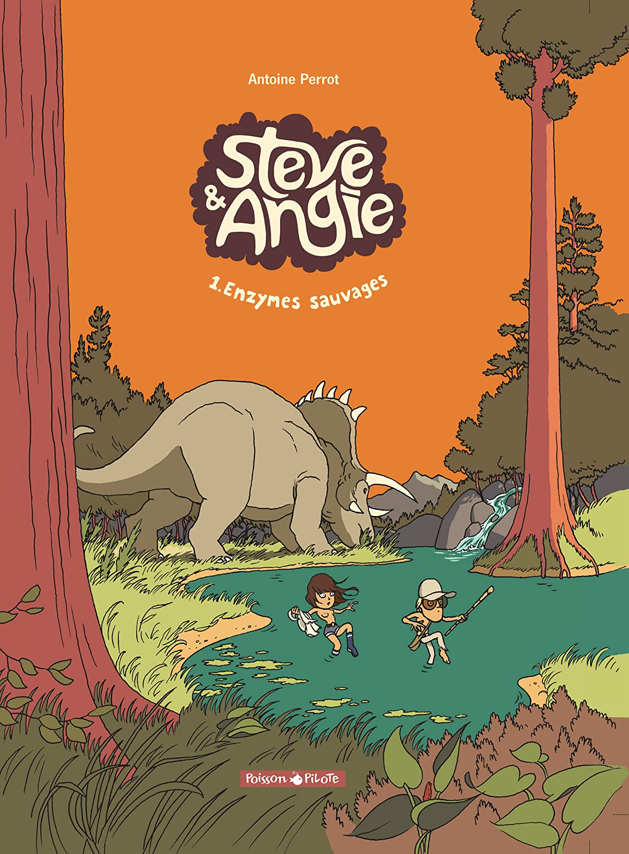 Steve et Angie Vol. 1: Enzymes Sauvages