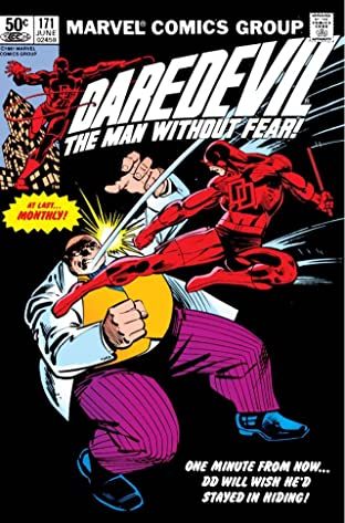 Daredevil (1964-1998) No.171