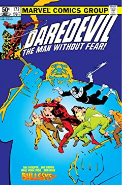 Daredevil (1964-1998) No.172