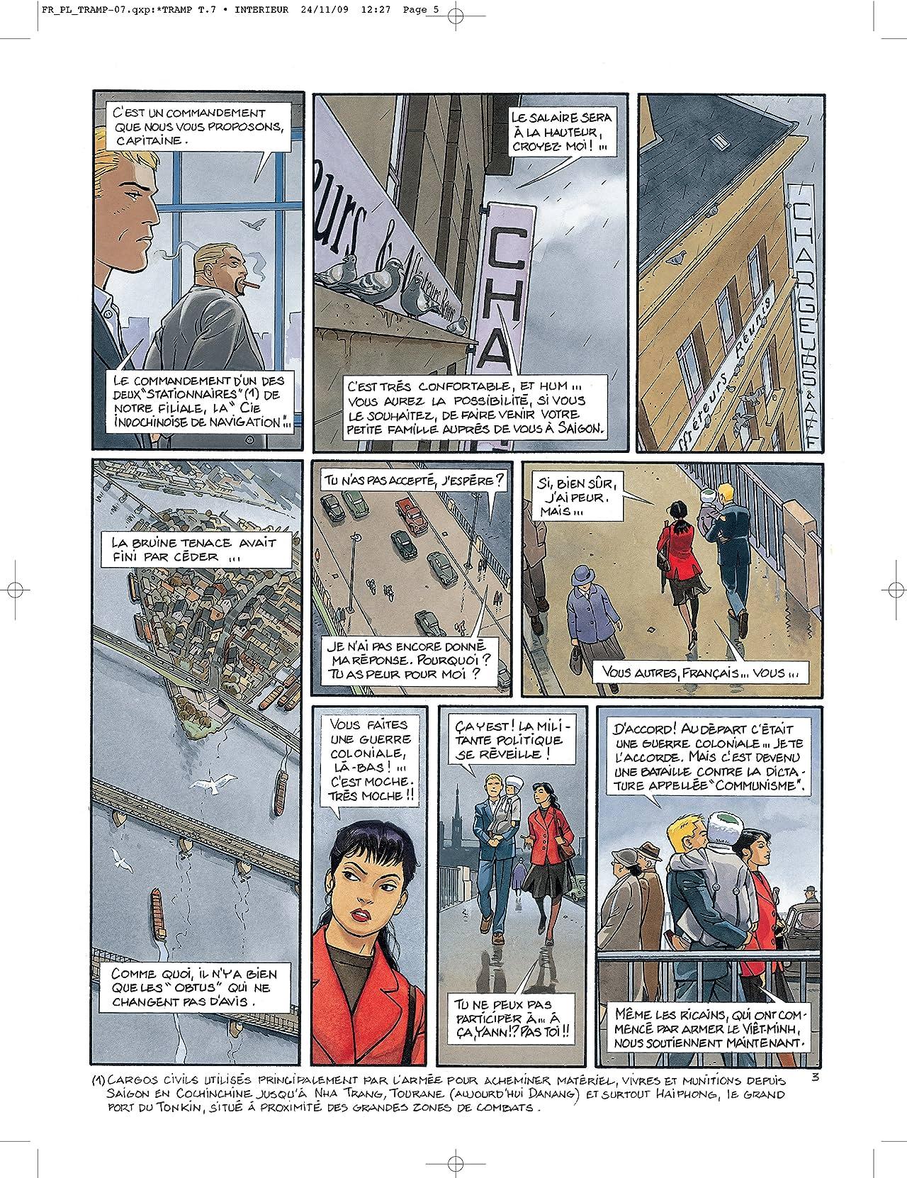 Tramp Vol. 7: Escale dans le Passé