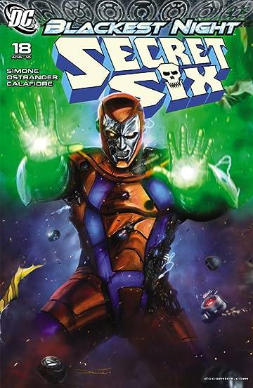 Secret Six (2008-2011) #18