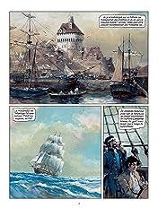La vengeance du Comte Skarbek Vol. 2: Un Coeur de Bronze